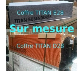Coffre Titan Distri Volets