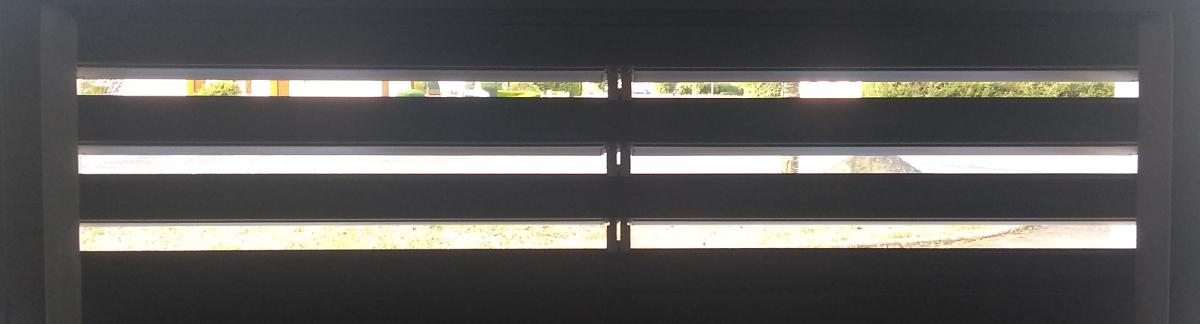 ID3 Lames orientables vue intérieure