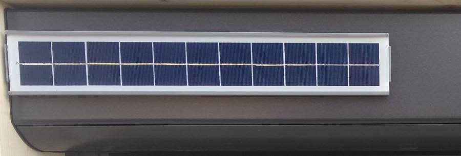 Panneau photovoltaïque Bubendorff