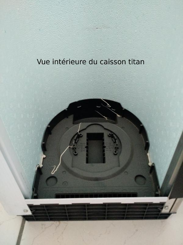 vue intérieure titan